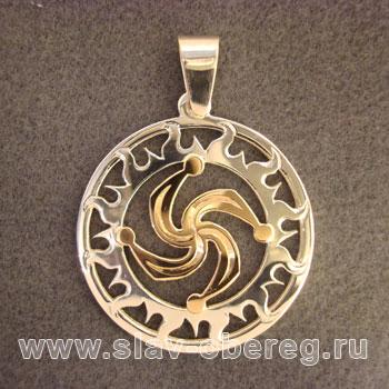 Символ Рода в Солнечном круге