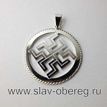 Славянский оберег Зайчик