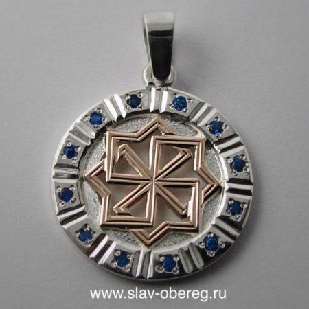 Славянский оберег молвинец