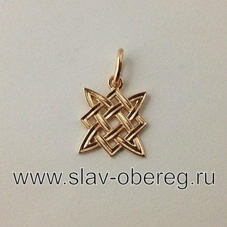 Звезда Руси из золота
