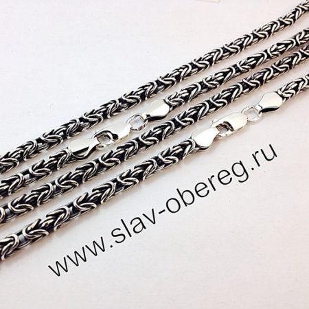 Цепочки из серебра Легионер